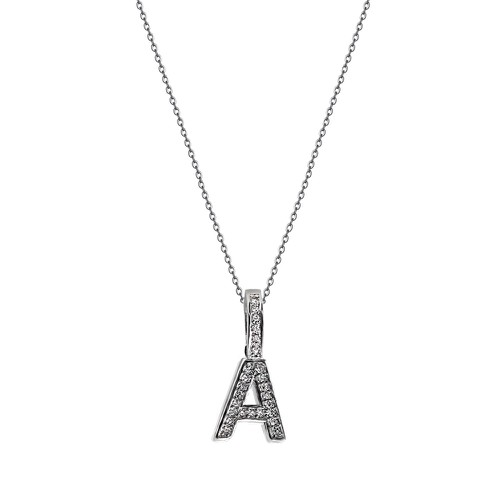 Letter Necklace - orangeshine.com