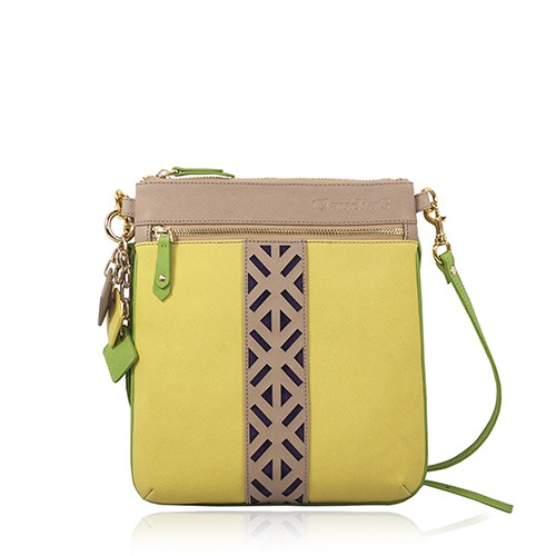 Lily Leather Crossbody - orangeshine.com