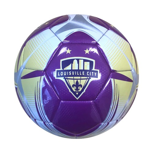 Louisville City Size 5 Ball - orangeshine.com
