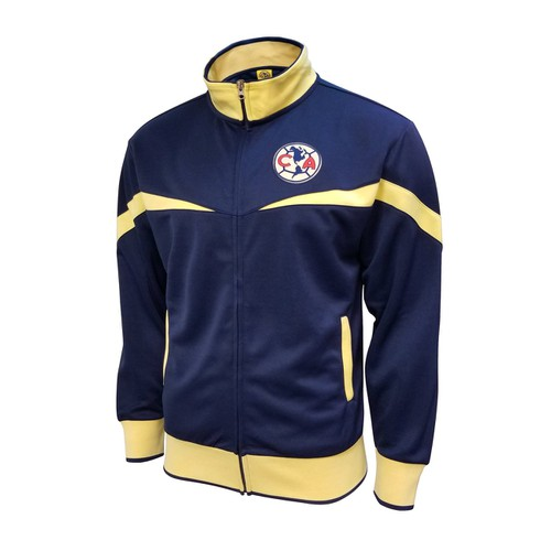 Club America Full-Zip Track Jacket - orangeshine.com