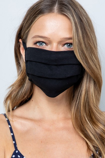 Cotton Unisex Fabric Face Mask - orangeshine.com
