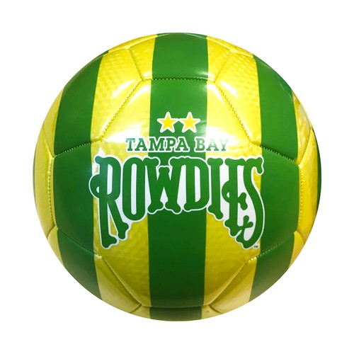 Tampa Bay Rowdies Size 5 Ball - orangeshine.com