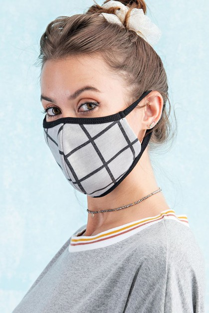 2 LAYER FACE MASK - orangeshine.com