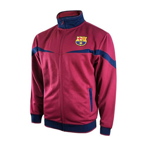FC Barcelona Red  Track Jacket - orangeshine.com
