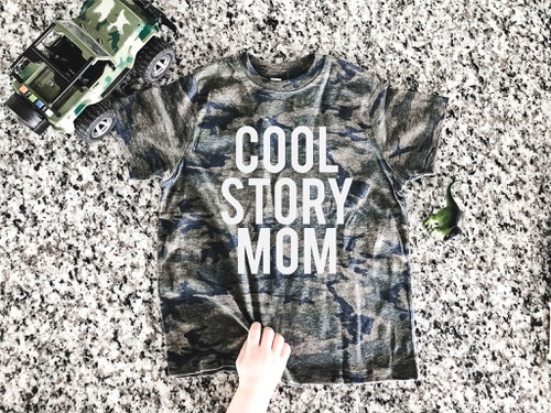 Cool Story Mom - orangeshine.com