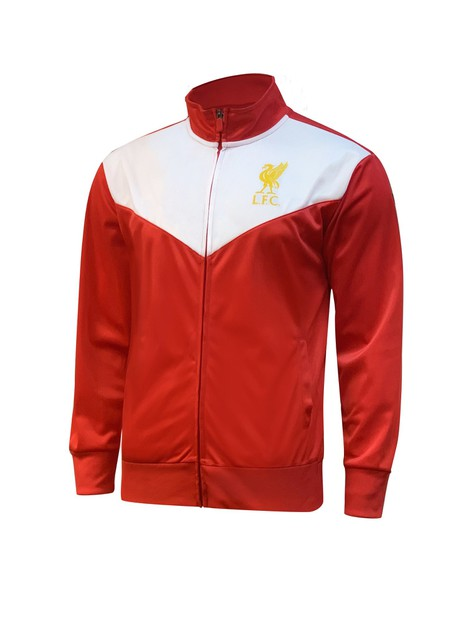 Liverpool FC Adult Track Jacket - orangeshine.com