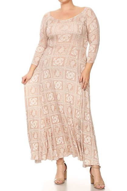 maxi dress - orangeshine.com