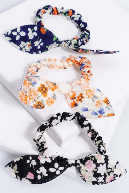 Summer Scrunchie  - orangeshine.com