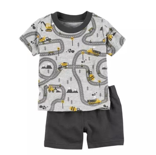 Baby boys 2pc shirts set - orangeshine.com