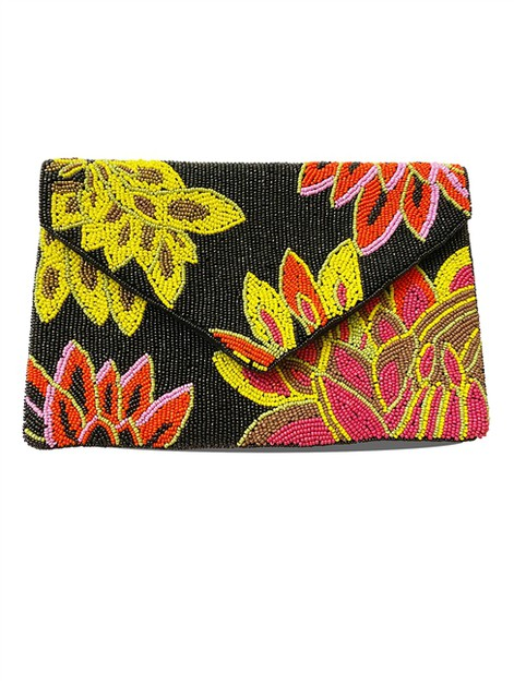 LeaveLAC-S Pattern Handmade Clutches - orangeshine.com