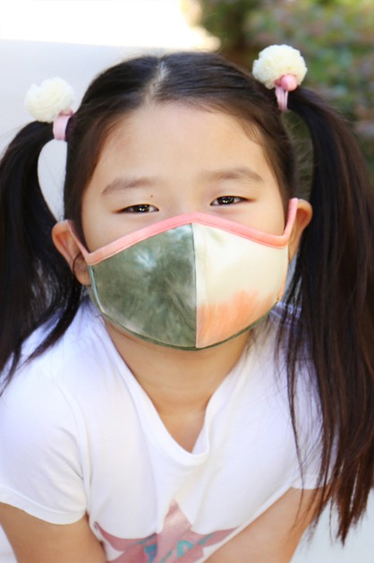 REUSABLE FACE MASK FOR KIDS - orangeshine.com