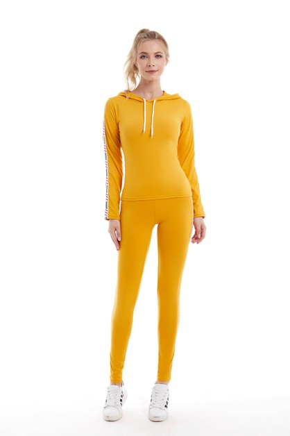 2 PCS ACTIVE OUTFIT - orangeshine.com