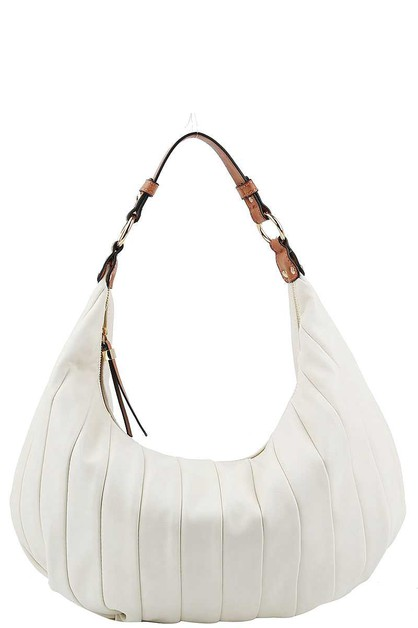 STYLISH SHOULDER HOBO BAG  - orangeshine.com