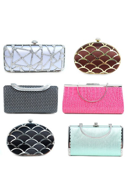 Random Assorted Evening Bags - orangeshine.com