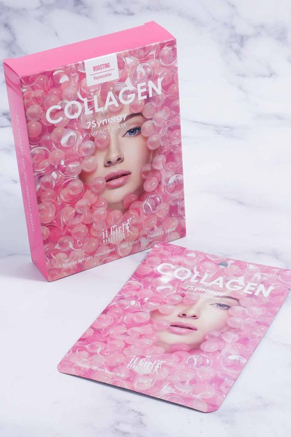 Collagen Face Sheet Mask - orangeshine.com
