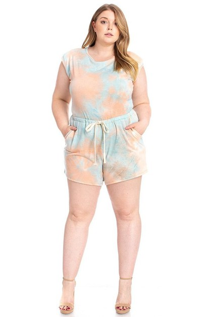 PLUS ROMPER - orangeshine.com