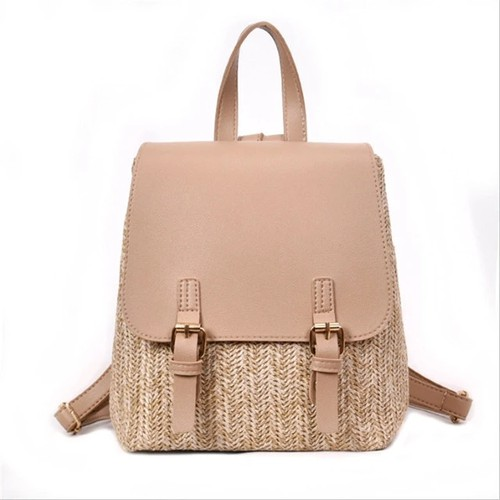 Straw Backpack - orangeshine.com
