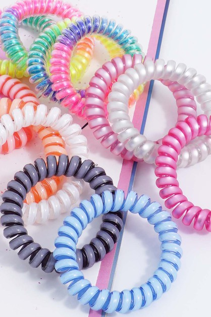 Popular Hair Ties - orangeshine.com
