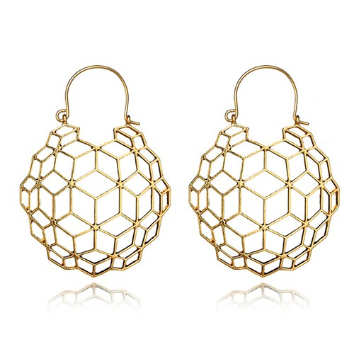 QueenB Earrings - orangeshine.com