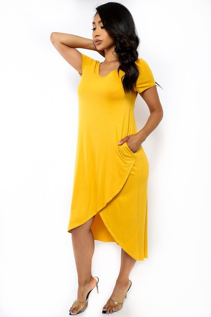 TULIP TUNIC DRESS - orangeshine.com