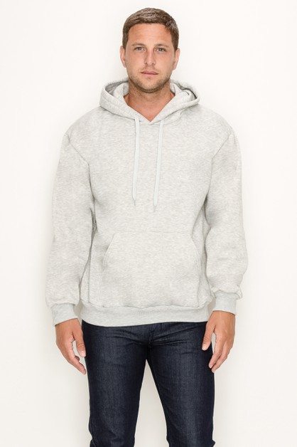 Pullover Hoodie Heather RegularSizes - orangeshine.com