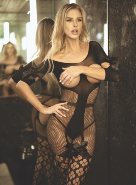 KILLER LEGS Bodystocking - orangeshine.com