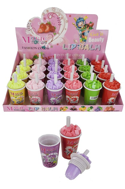 24-pc Dainty Lip Balm Set - orangeshine.com