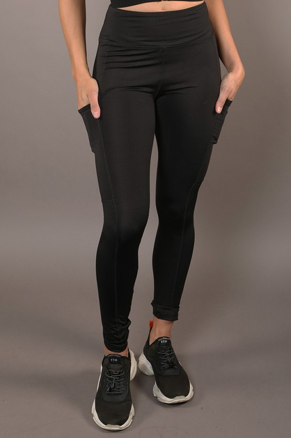 Active Legging with Pocket - orangeshine.com