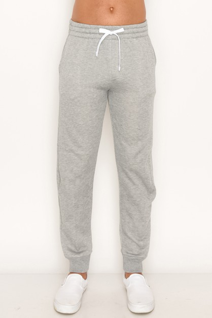 Mens Jogger Heather Regular Size - orangeshine.com