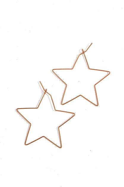 CUTE STAR FASHION EARRING - orangeshine.com