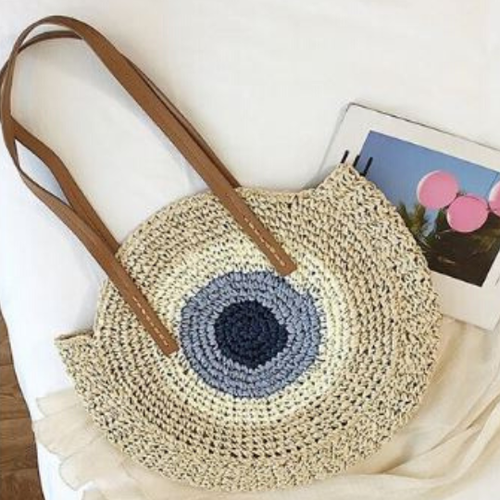 Summer Eye Tote - orangeshine.com