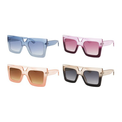 Dazey Shades Square Sunglasses - orangeshine.com