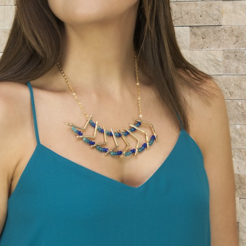 Vere Necklace - orangeshine.com