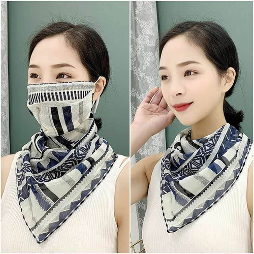 2 in 1 Scarf mask - orangeshine.com