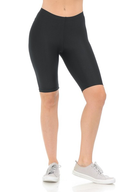 Stretch Biker Bike Shorts - orangeshine.com