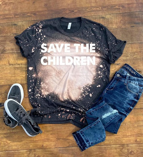 Save The Children Acid Wash - orangeshine.com
