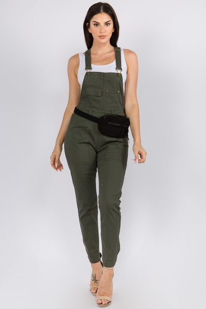 OVERALLS WITH BELT BAG - orangeshine.com