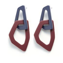 Leigh Earrings - orangeshine.com