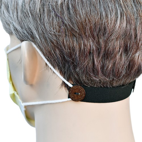 Ear Protector Strap for Face Mask - orangeshine.com