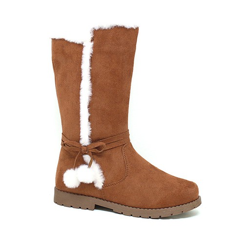 Kids Glitter Breeze Western Boot - orangeshine.com