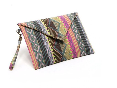 Ethnic Clutch - orangeshine.com
