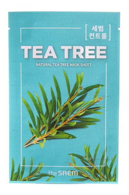 Tea Tree Facial Mask Sheet - orangeshine.com
