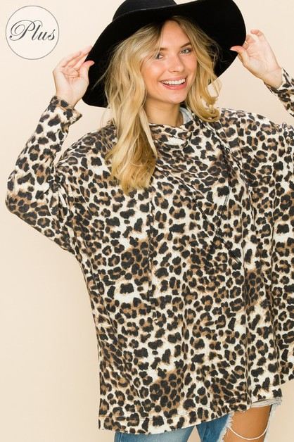 Comfy Animal Print - orangeshine.com