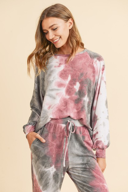 Tie Dye Lounge wear Set - orangeshine.com