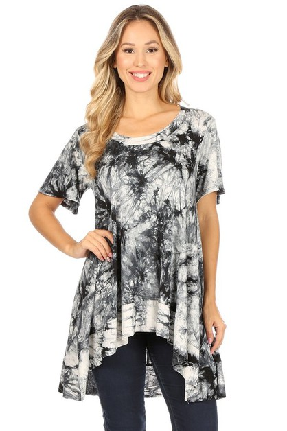 Tunic Top - Plus Size - orangeshine.com