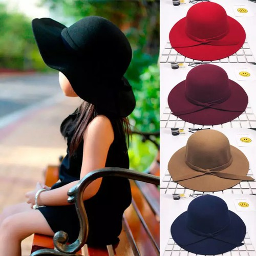 Girls floppy hats - orangeshine.com