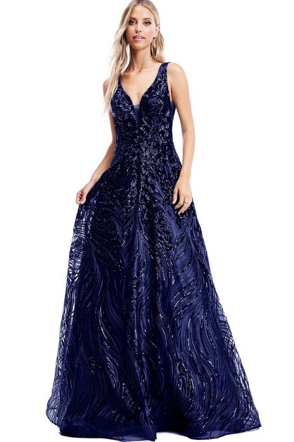 Evening Gown - orangeshine.com