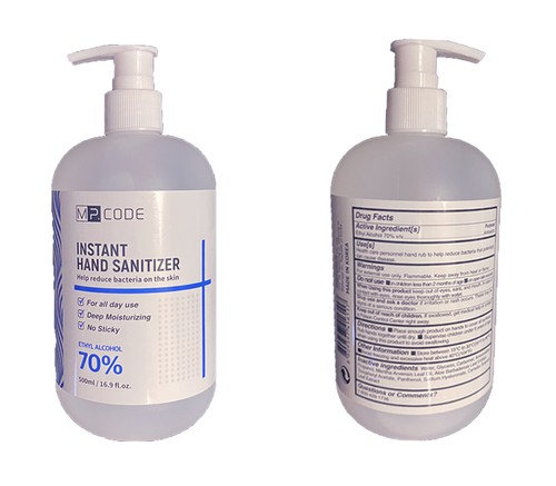 Hand Sanitizer 500ml - orangeshine.com