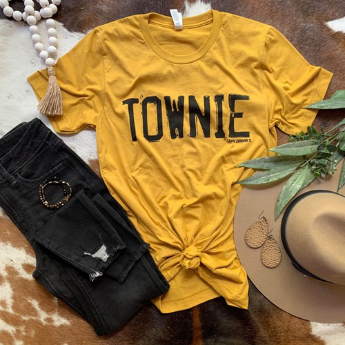 TOWNIE Graphic Tee - orangeshine.com