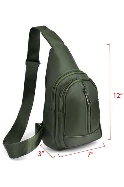 Olive Crossbody Sling Bag - orangeshine.com